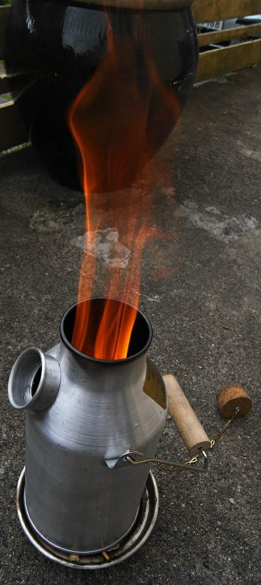 vannvarmer gass komplett pakke